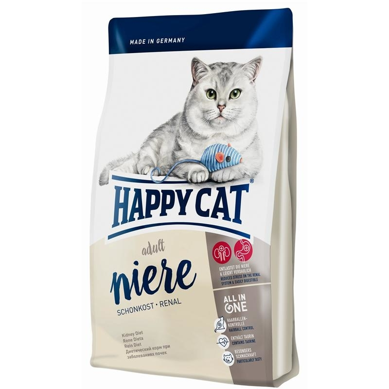 Happy Cat Supreme Schonkost Niere Renal, 1,4 kg
