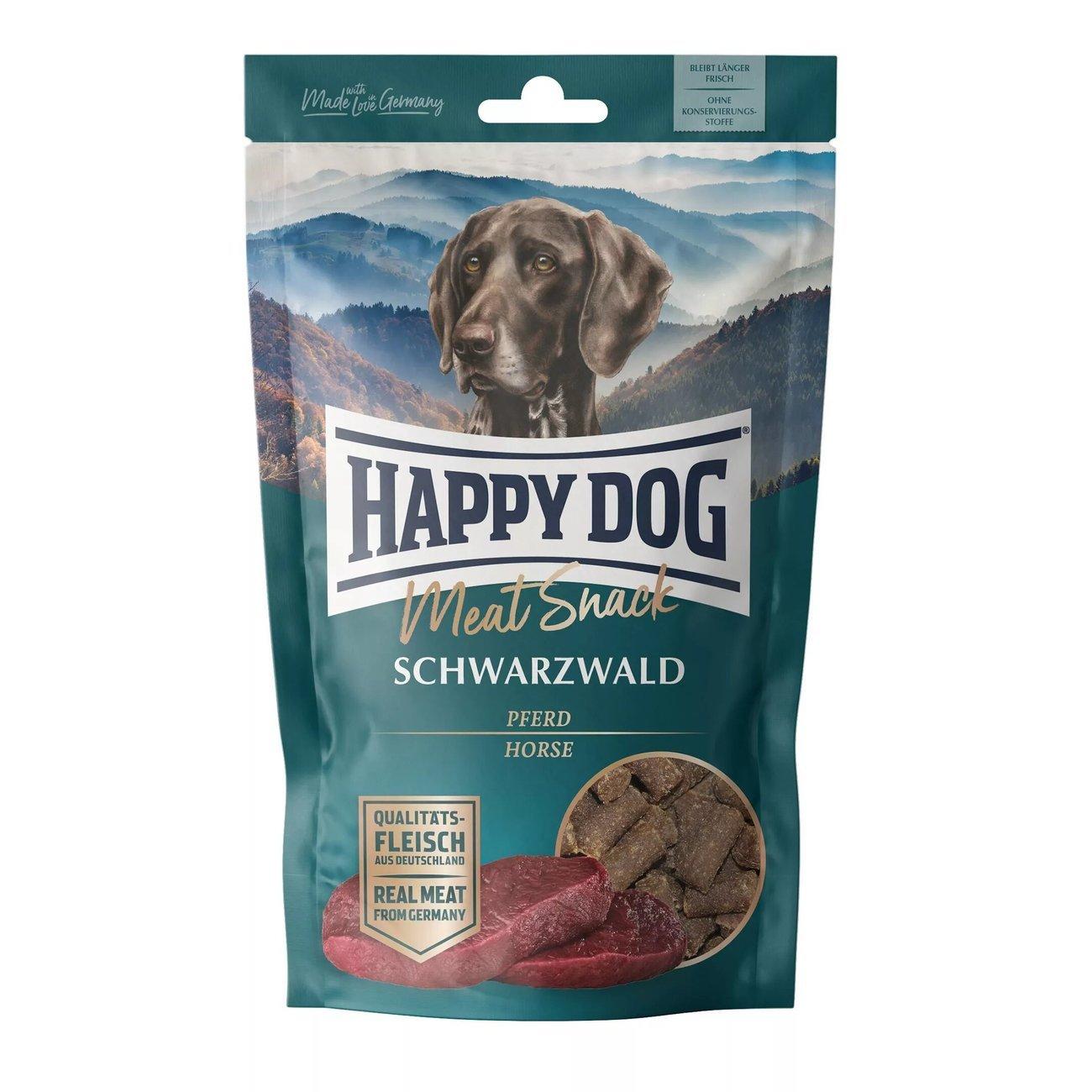 Happy Dog Meat Snack Schwarzwald, 75g