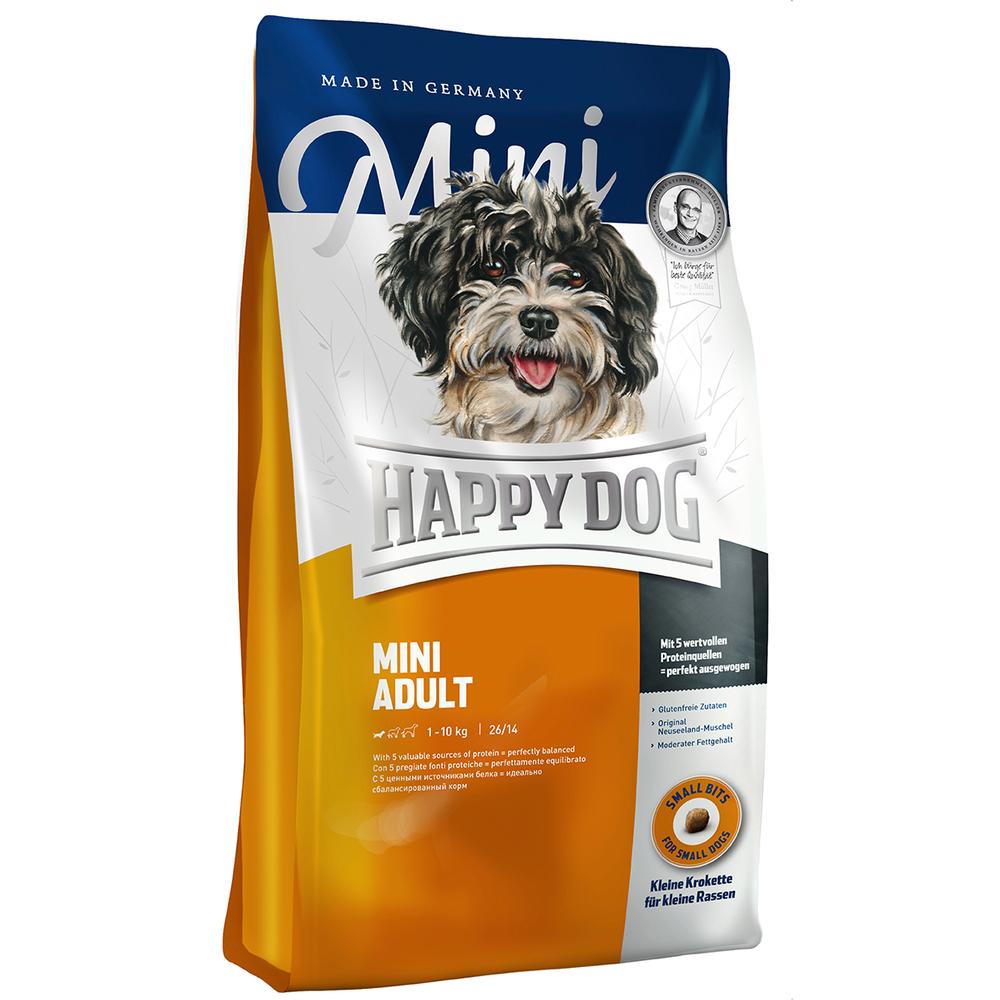Happy Dog Supreme Adult Mini Hundefutter