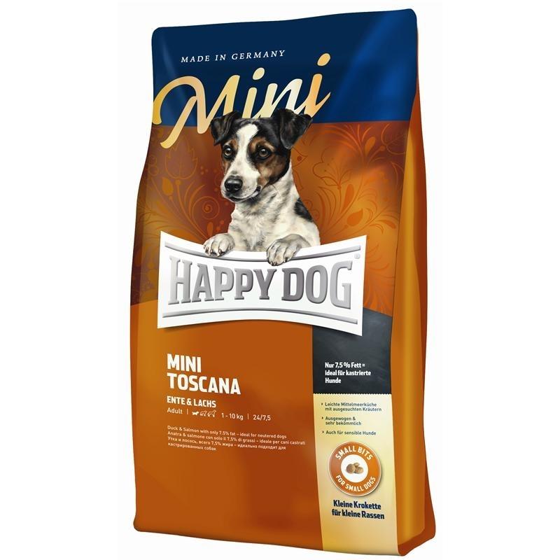 Happy Dog Supreme Mini Toscana Hundefutter