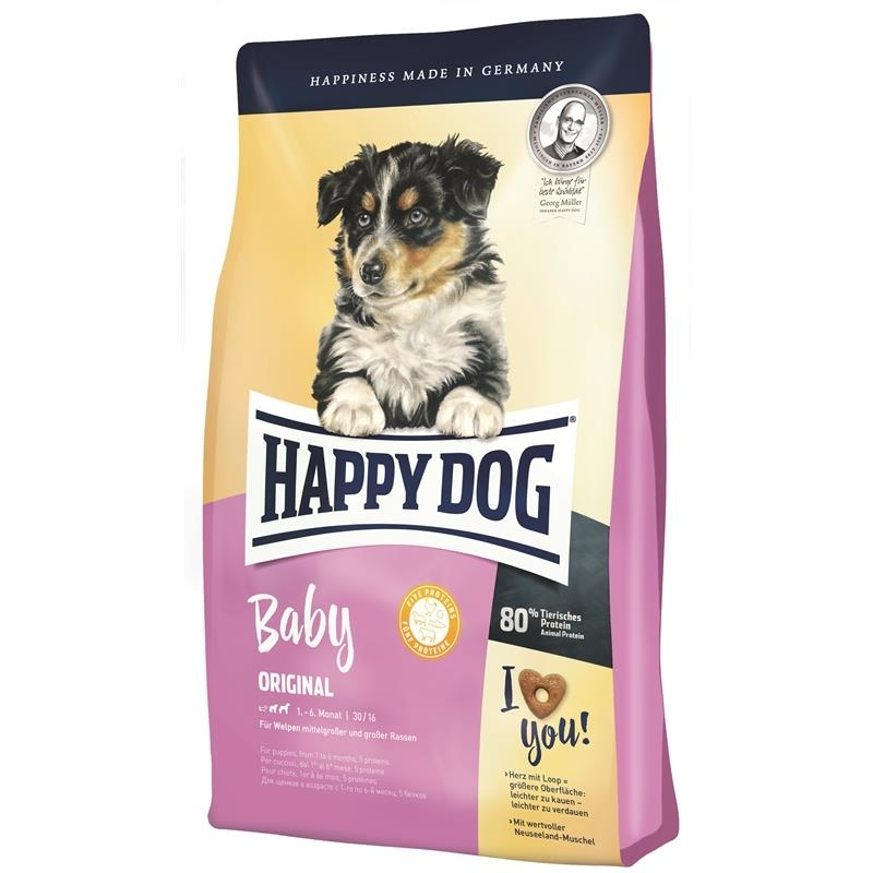 Happy Dog Supreme Young Baby Original Welpenfutter