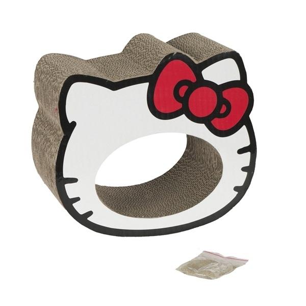Hello Kitty™ Scratchtastic Cardboard Scratcher, Bild 2