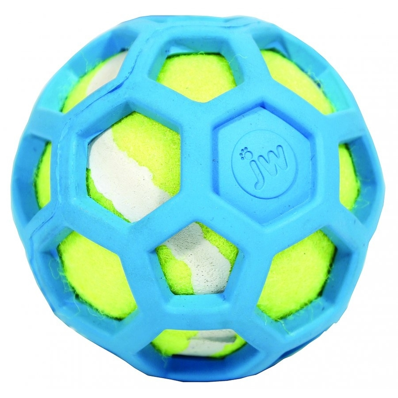 JW Pet Hol-ee ProTEN Roller Tennisball für Hunde, Bild 2