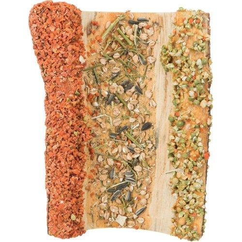 TRIXIE Holz Brücke Kaninchen und Kleinnager mit Gemüse und Nüssen 60772, Bild 4