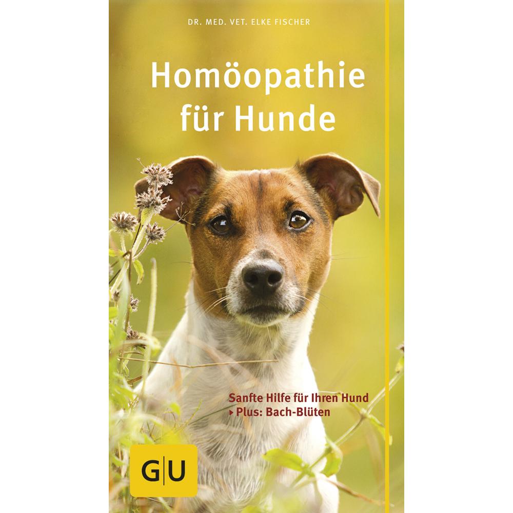GU Verlag Homöopathie für Hunde