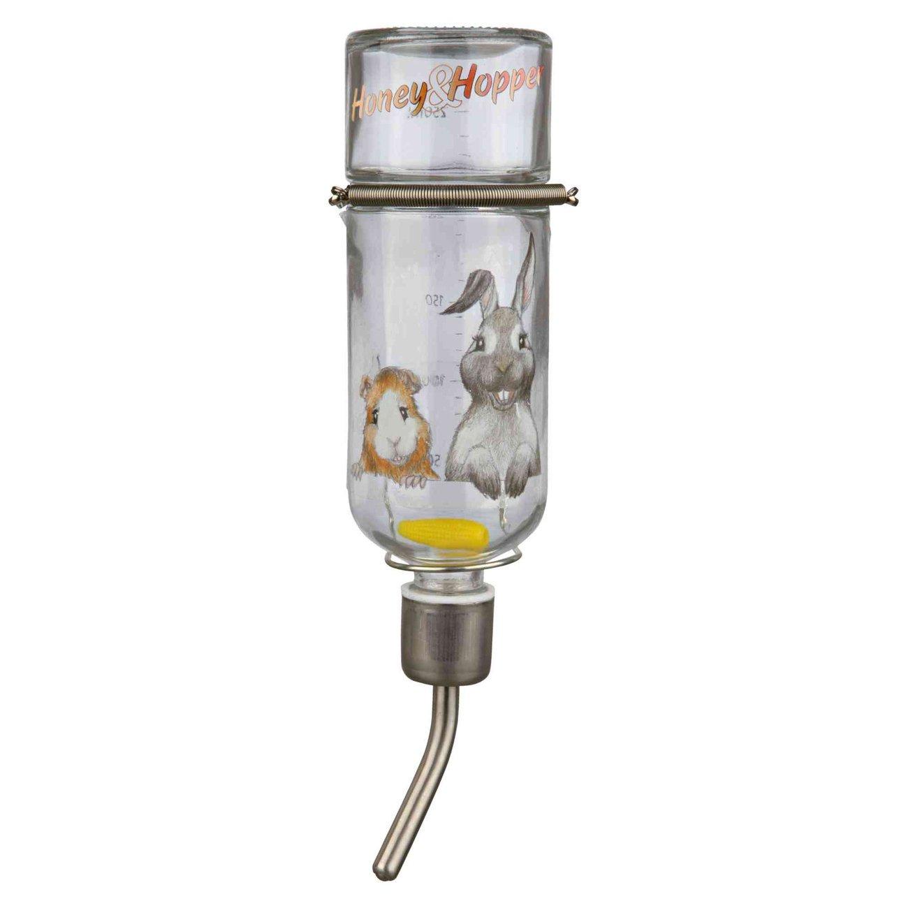Trixie Honey & Hopper Glastränke für Kleintiere 60445, Bild 2