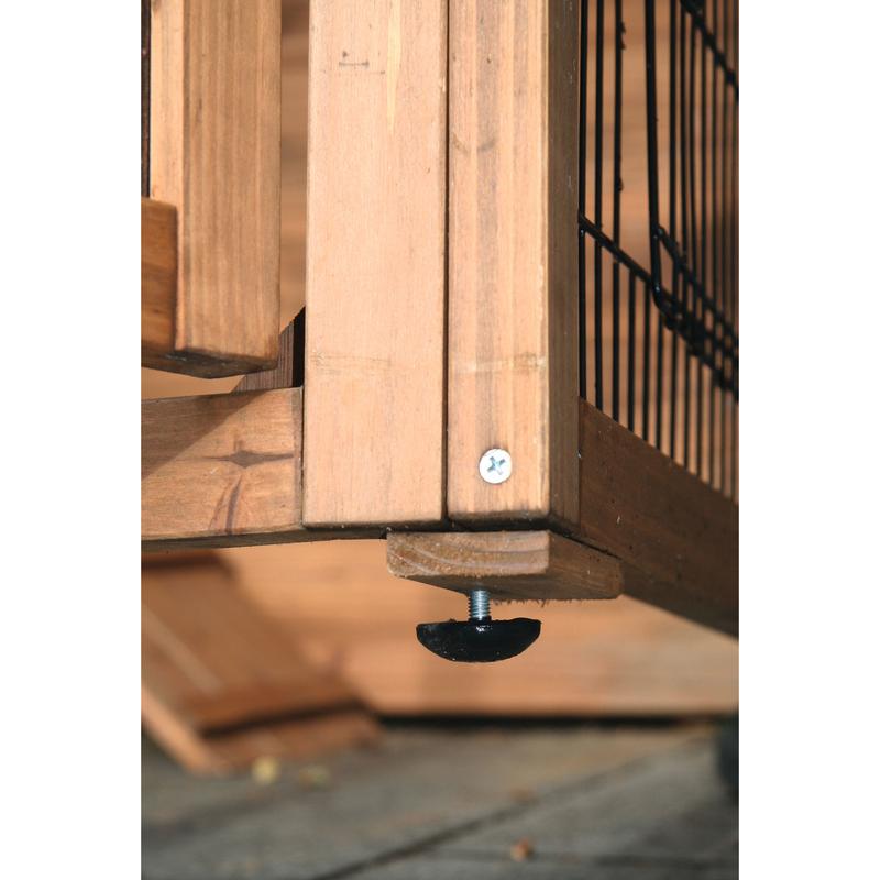 Kerbl Hühnerhaus Hühnerstall XXL aus Holz, Bild 3