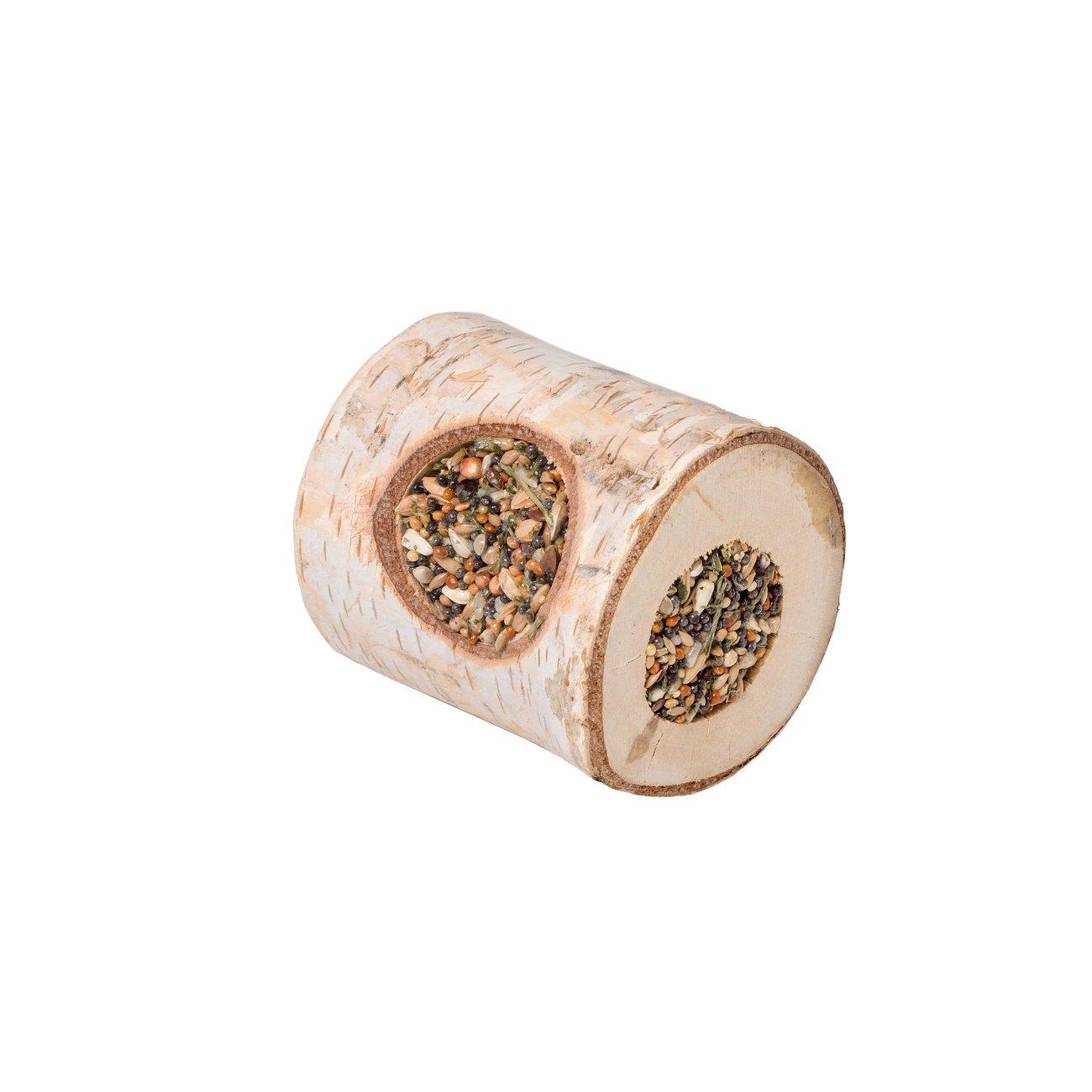 HUGRO® Knusperrollen und Knusperhütten für Nager, Rolle mit Saaten ´S`