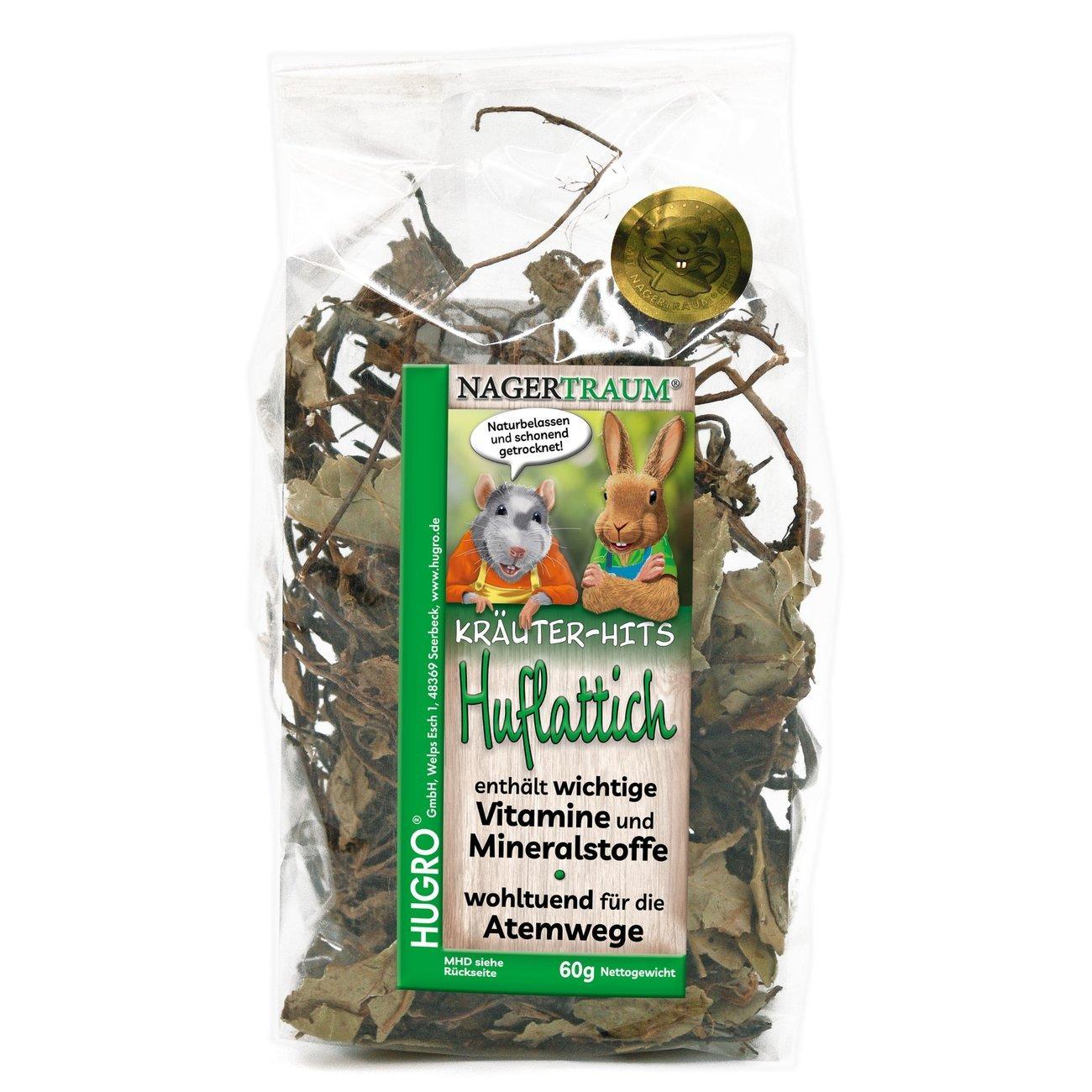 Hugro Kräuter Hits Huflattich, 60 g