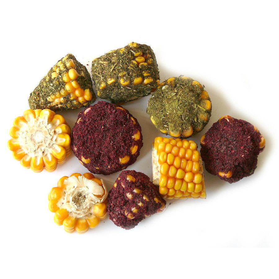 Hugro Nager Maiskonfekt, 9 Stück gemischt