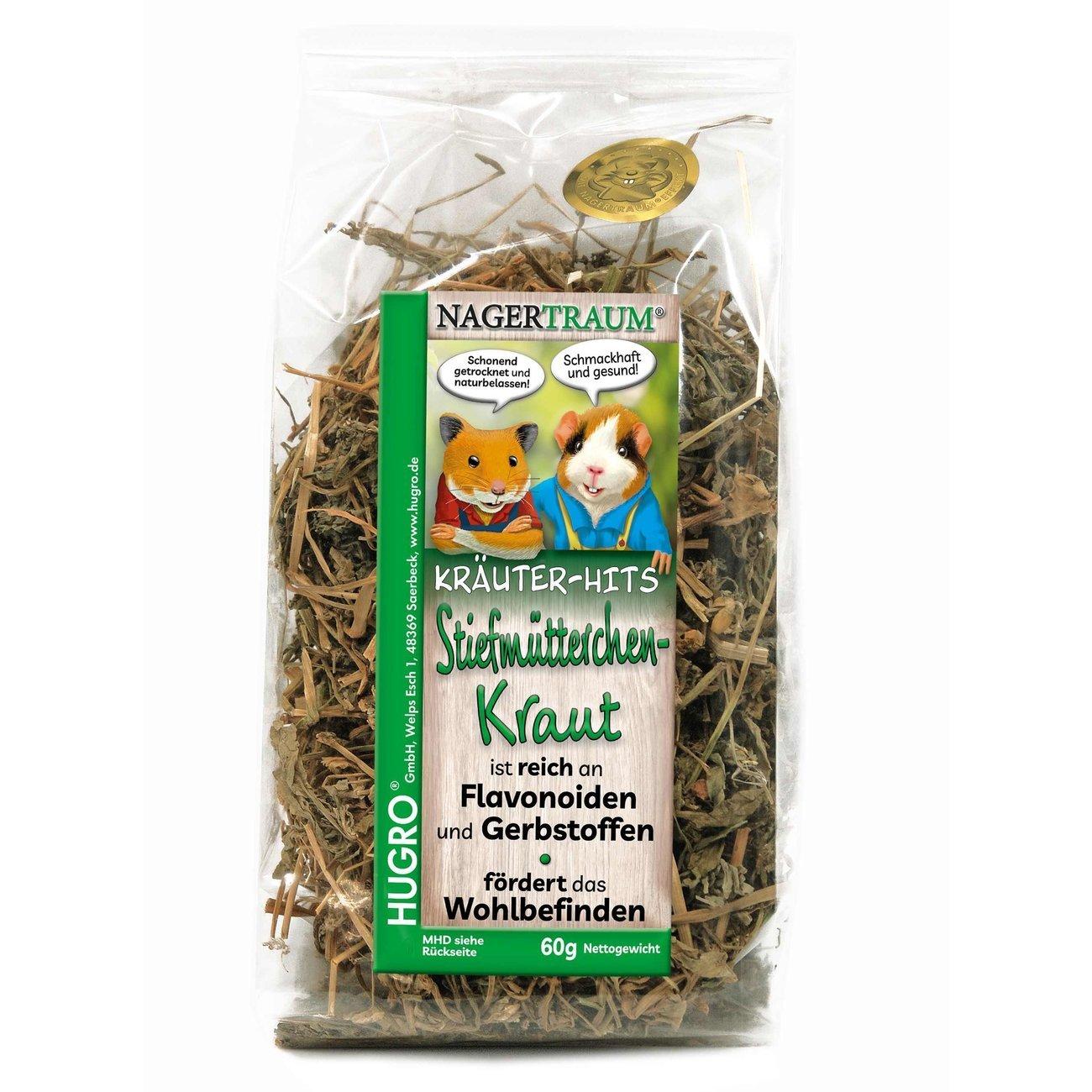 HUGRO® Nagertraum Stiefmütterchen-Kraut, 60 g