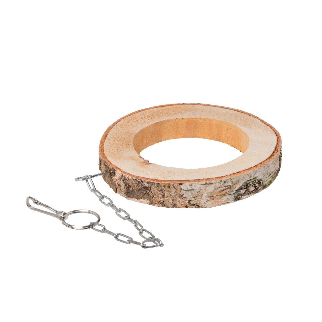 Hugro® Ringschaukel aus Birke, Bild 2