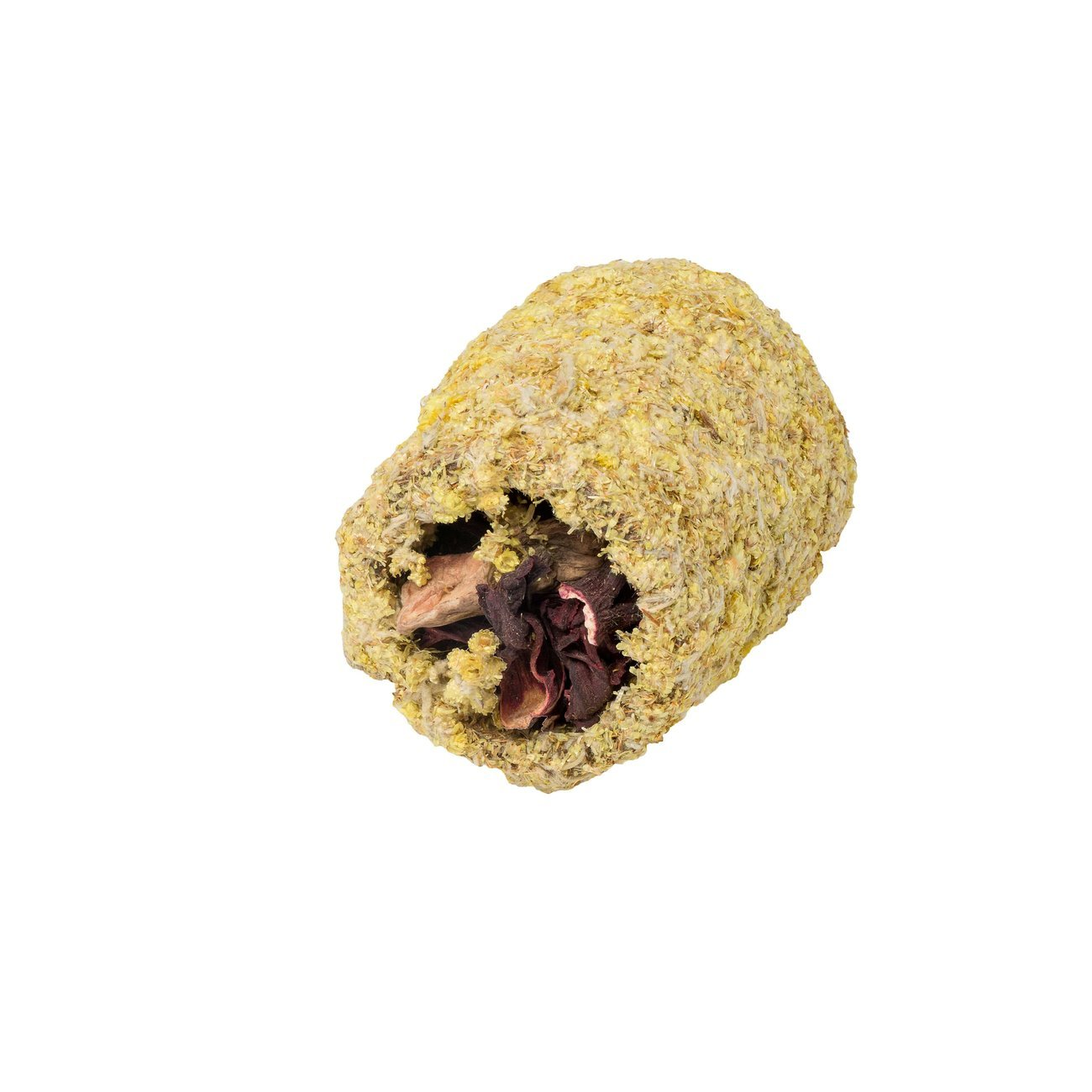 HUGRO® Schmause-Rolle für Nager, mit Strohblume