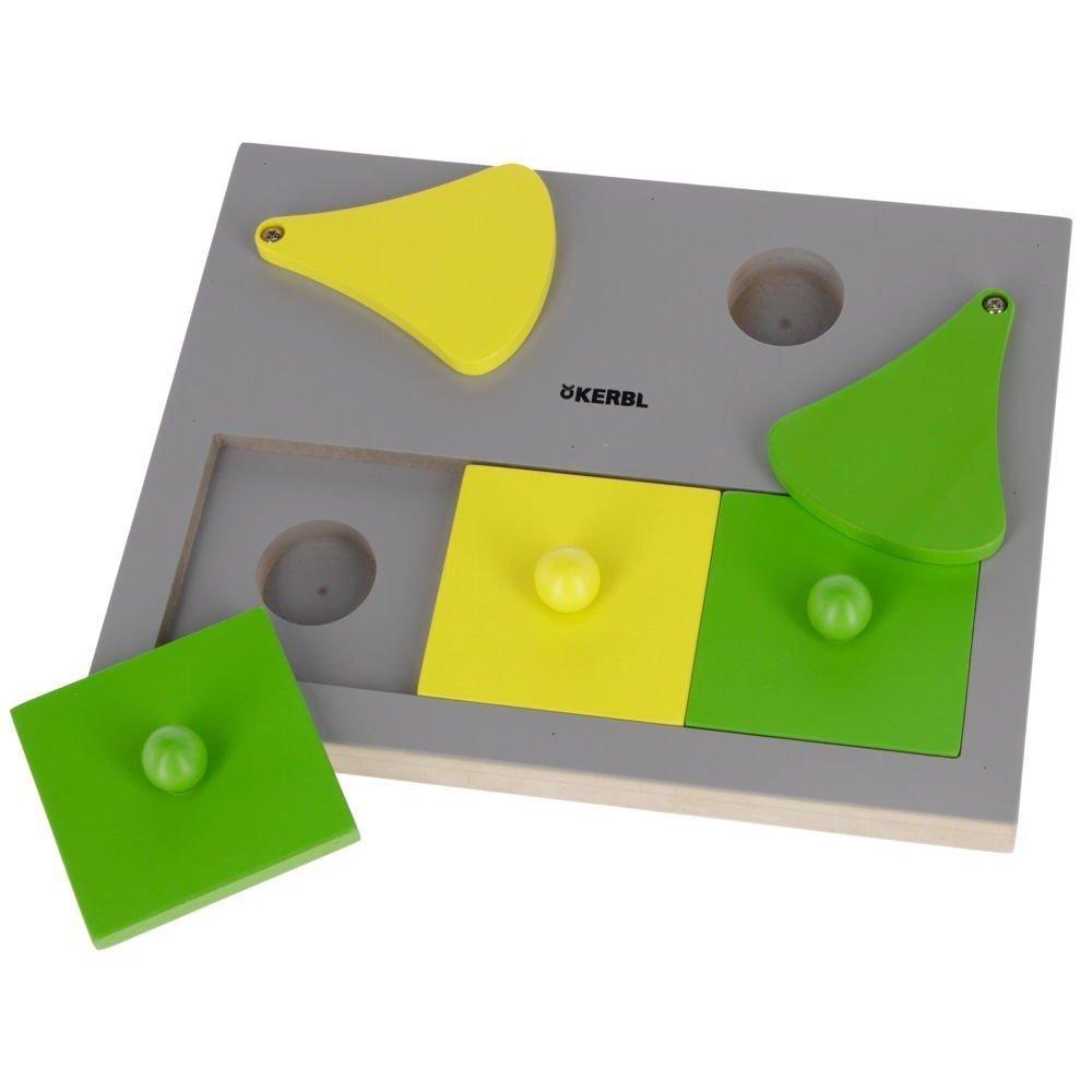 Kerbl Hunde Denk- und Lernspielzeug Cake, 30 x 23 x 4,5 cm