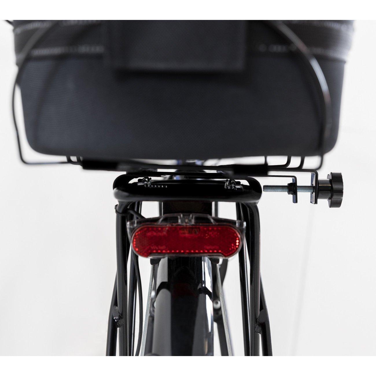 TRIXIE Hunde Fahrradkorb Long für breite Gepäckträger 13110, Bild 12