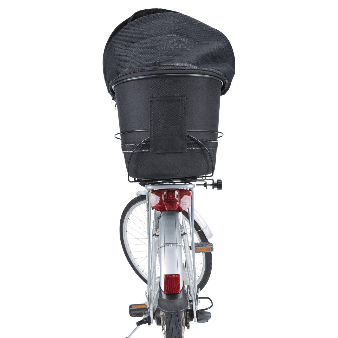 TRIXIE Hunde Fahrradkorb Long für breite Gepäckträger 13110, Bild 17