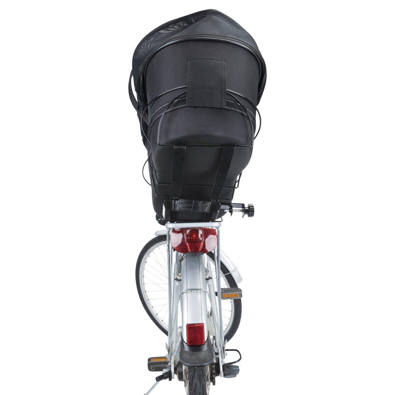 TRIXIE Hunde Fahrradkorb Long für breite Gepäckträger 13110, Bild 21