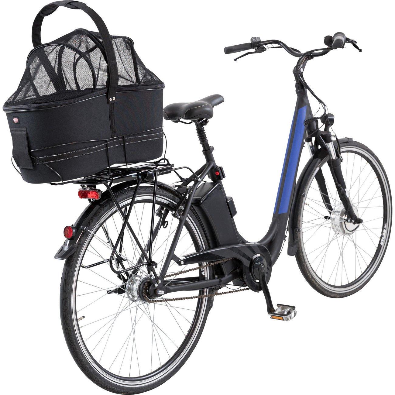 TRIXIE Hunde Fahrradkorb Long für breite Gepäckträger 13110, Bild 24
