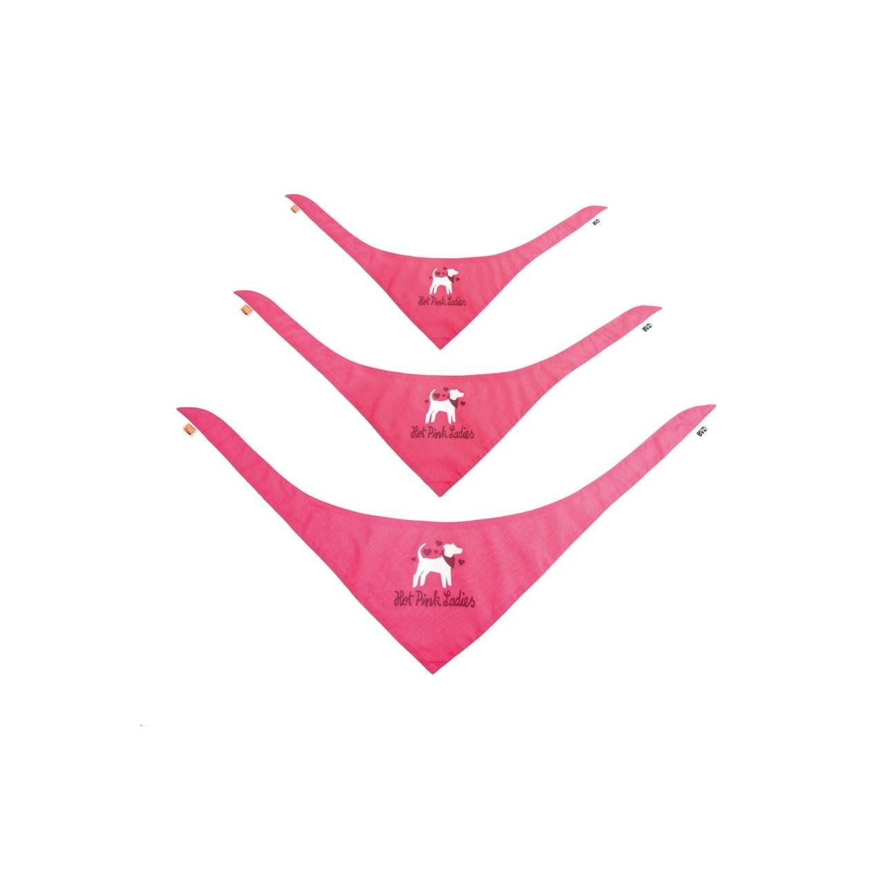 Karlie Hunde Halstuch Hot Pink Ladys, Bild 2