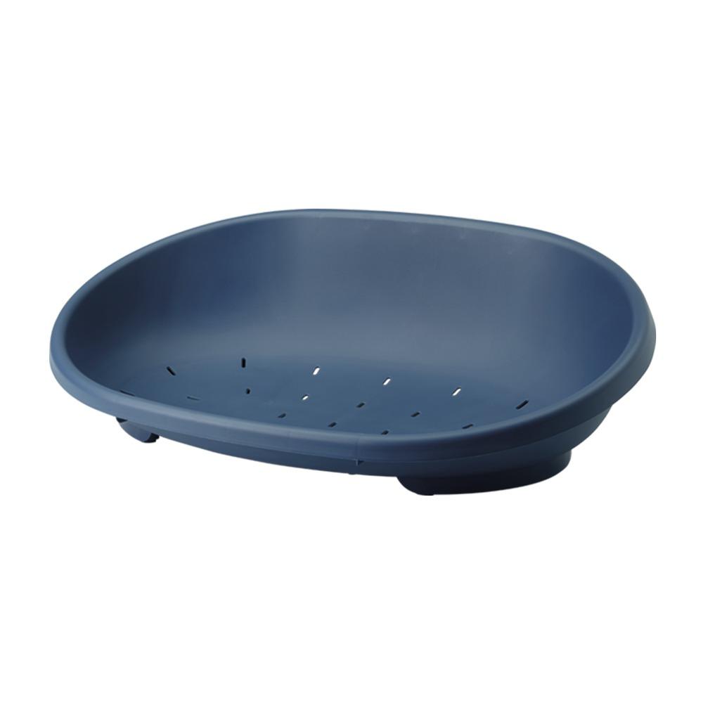 Savic Hunde Kunststoff Bett Snooze, 105 cm, blau