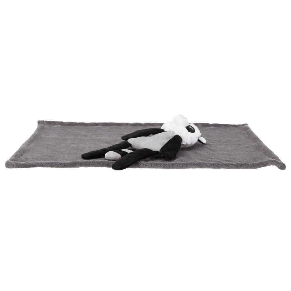 Trixie Hunde Kuschel-Set, Decke mit Spielzeug 37174, Bild 2