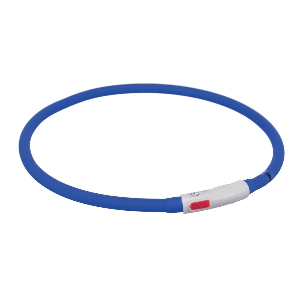 TRIXIE Hunde Leuchthalsband Leuchtring USB 12642, Bild 5