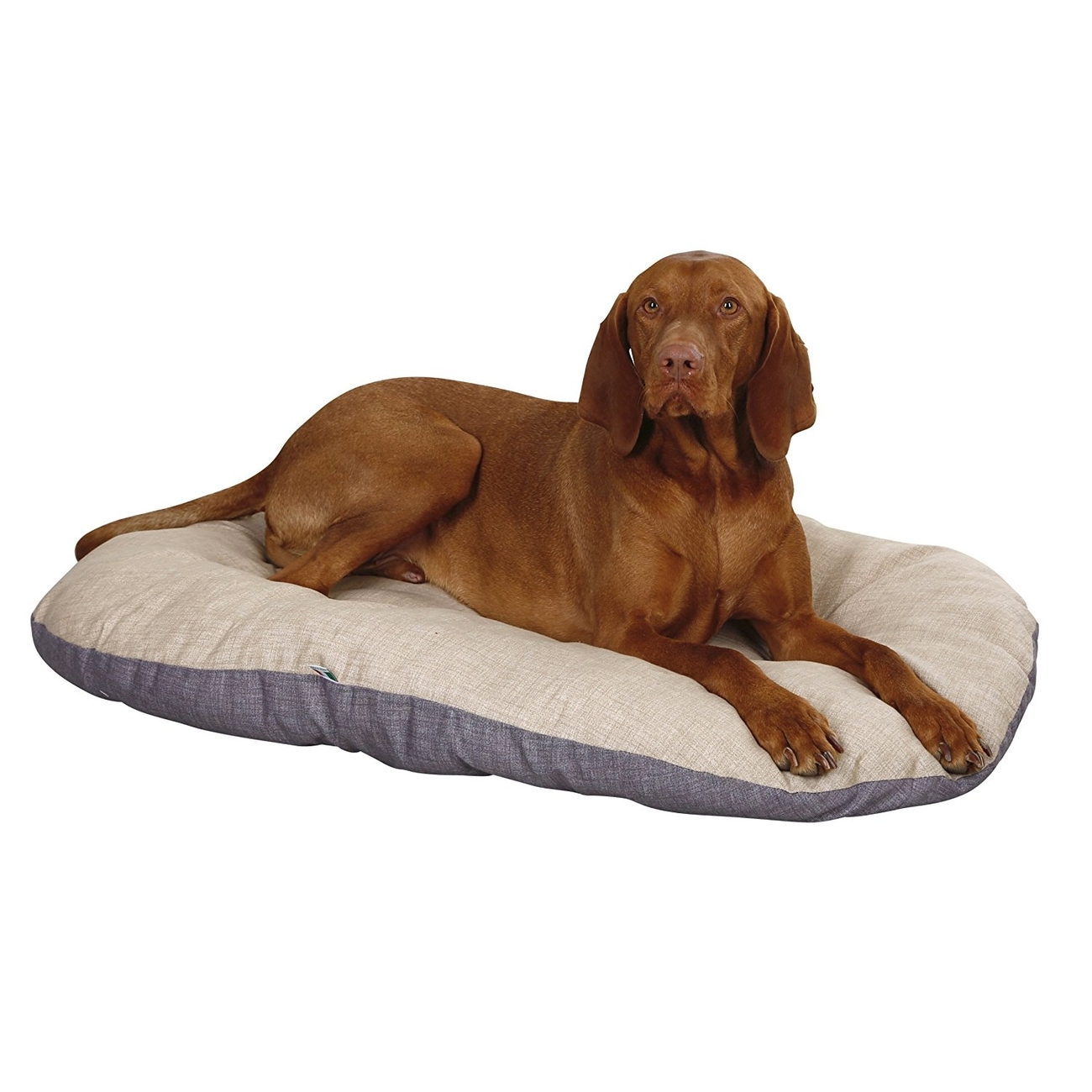 Kerbl Hunde Liegekissen Loneta oval