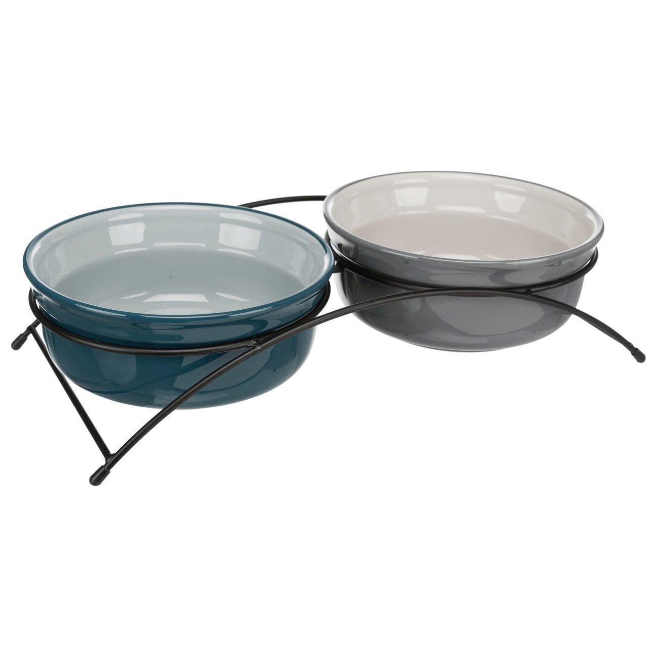 TRIXIE Hunde Napf-Set Eat on Feet 24535