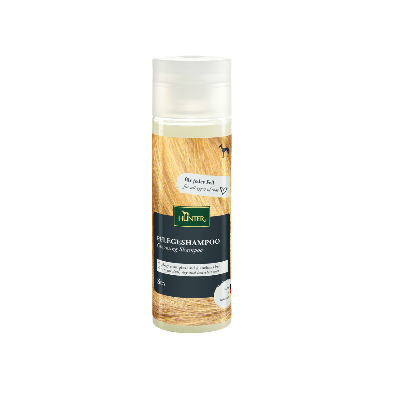 Hunter Hunde Pflegeshampoo mit Avocado Öl Pure Wellness 62028