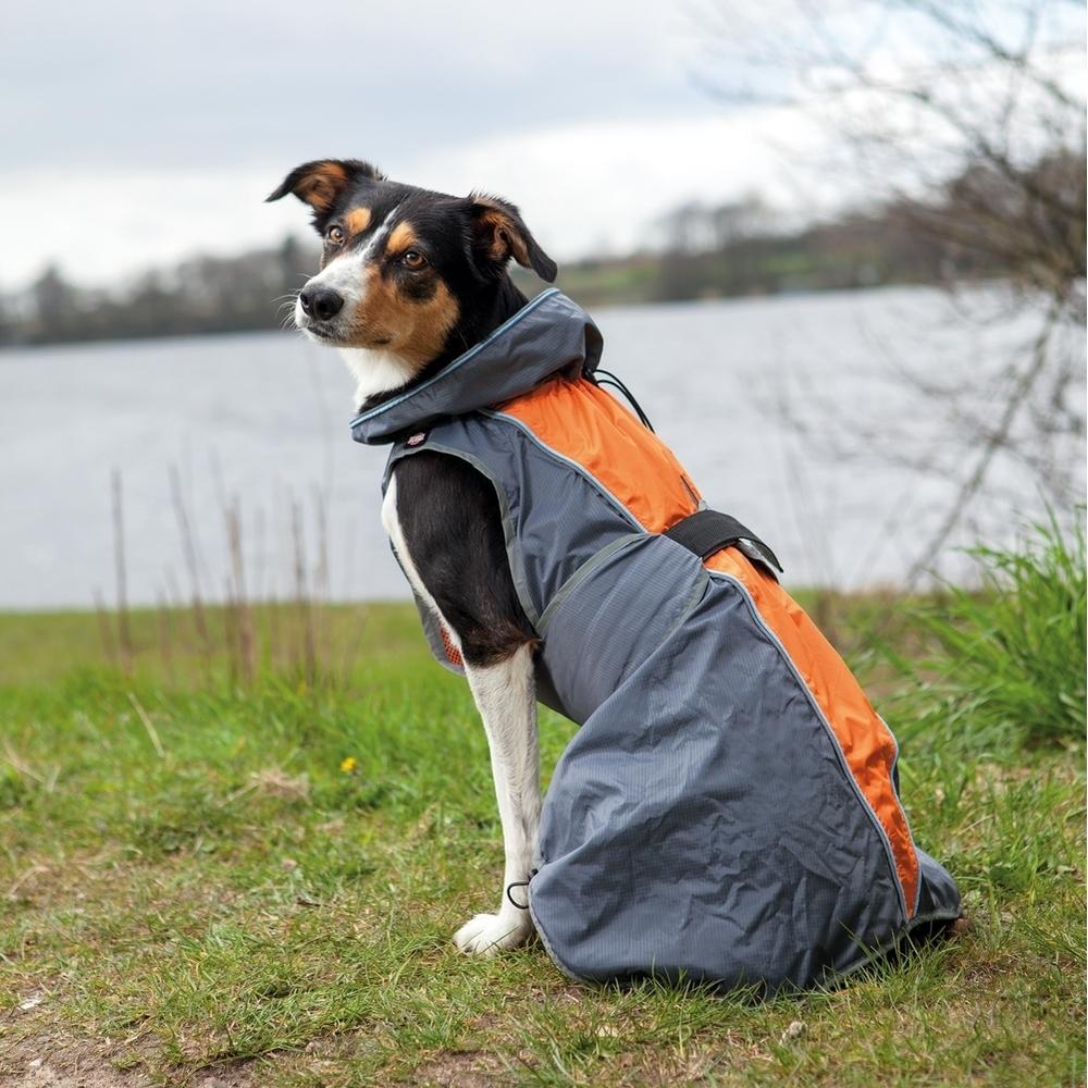 TRIXIE Hunde Regenmantel Solid 67770, Bild 5
