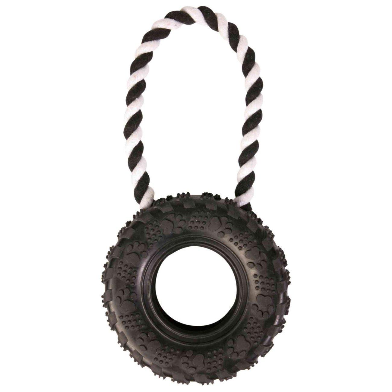 Trixie Hunde Reifen, Gummi, ø 15 cm, 31 cm
