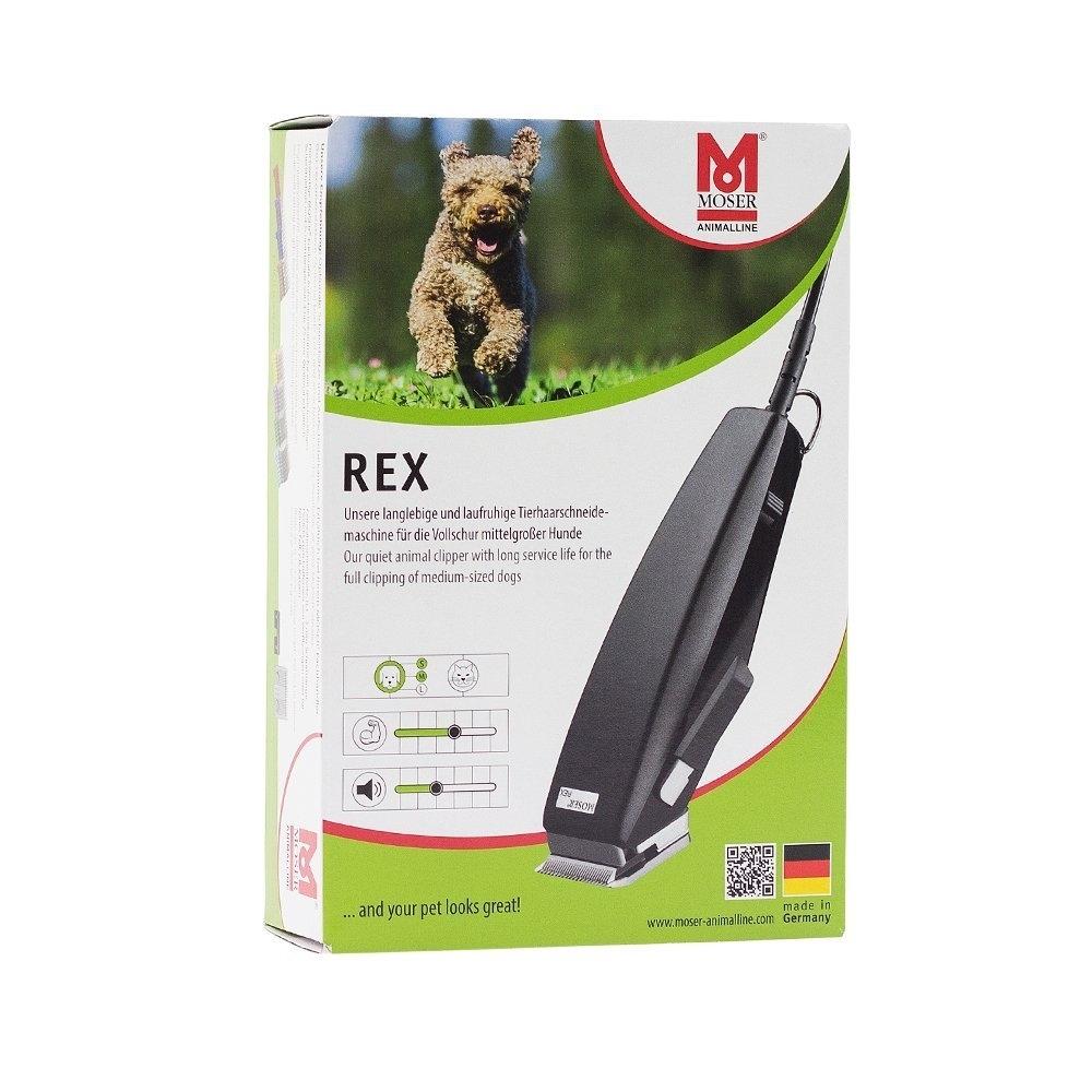 Moser Hunde Schermaschine Rex, Bild 4