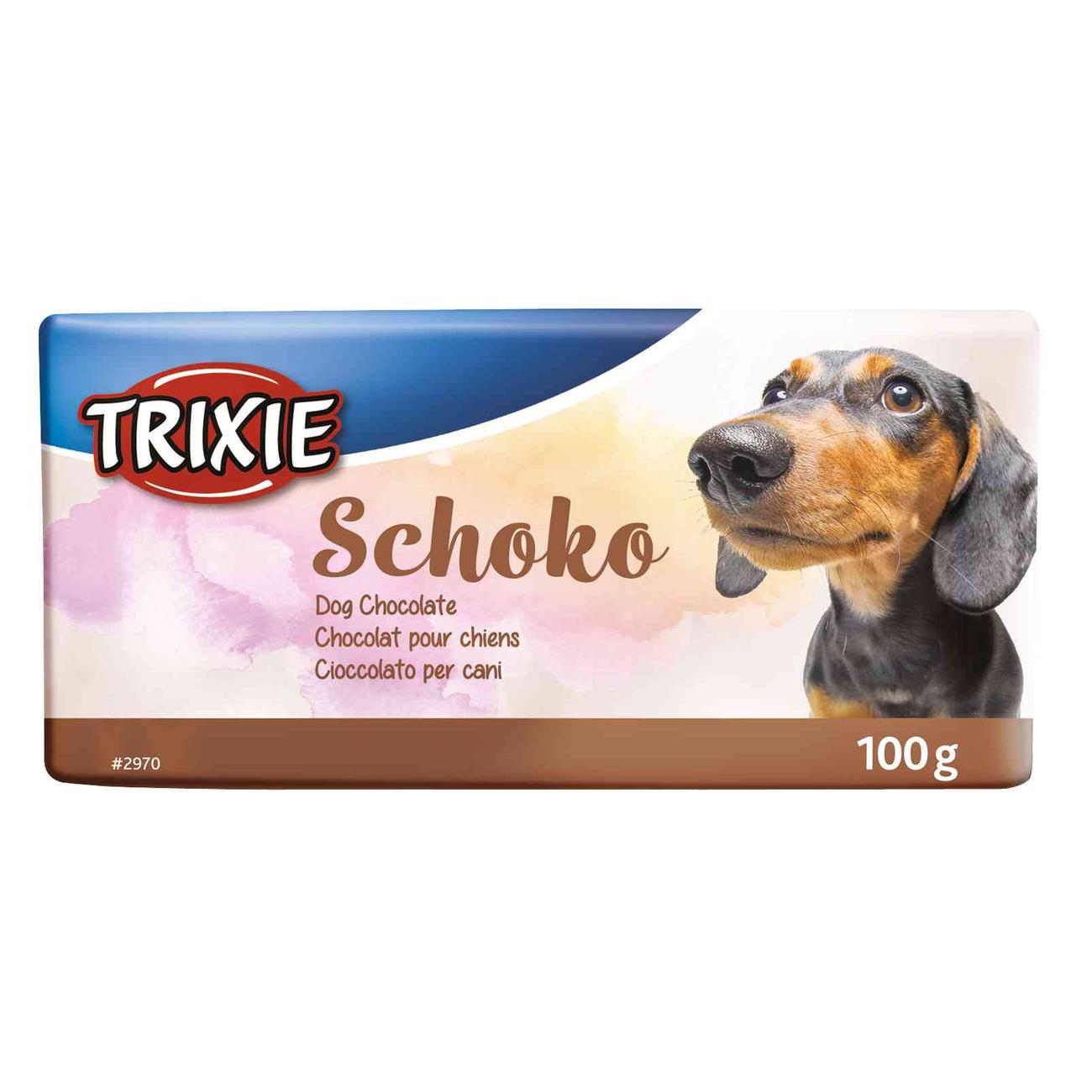 "Trixie Hunde Schokolade ""Schoko"", 100 g"