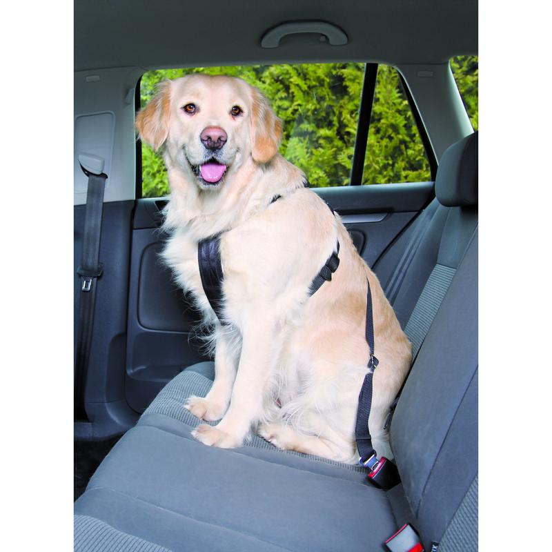 Trixie Hunde Sicherheitsgurt Sicherheitsgeschirr für das Auto 1288, Bild 2