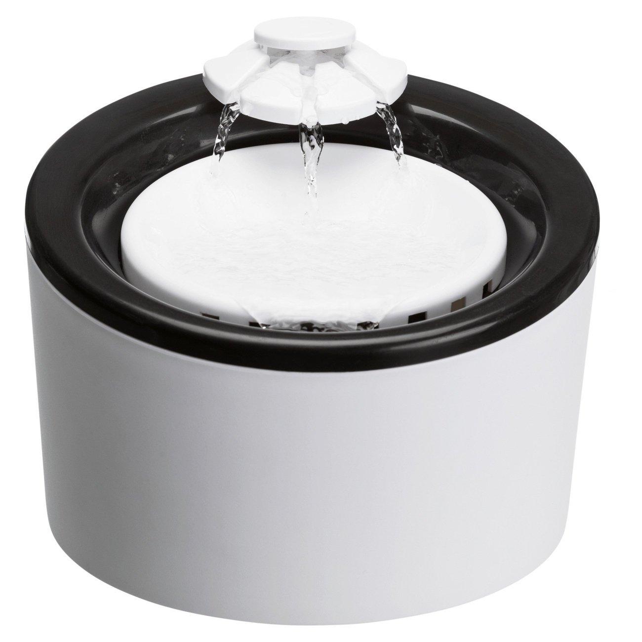 Trixie Hunde Trinkbrunnen Wasserautomat Triple Flow 24452