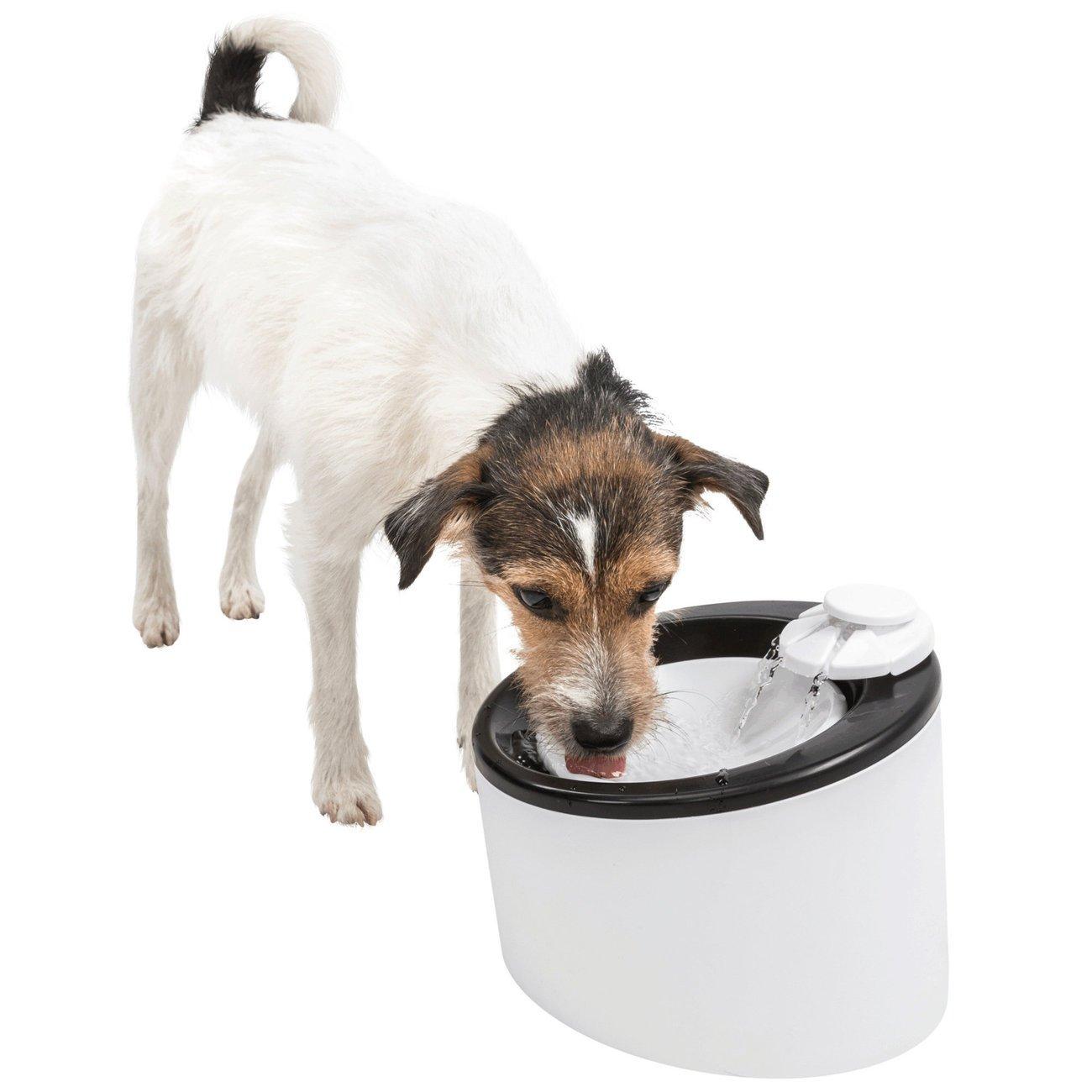 Trixie Hunde Trinkbrunnen Wasserautomat Triple Flow 24452, Bild 3