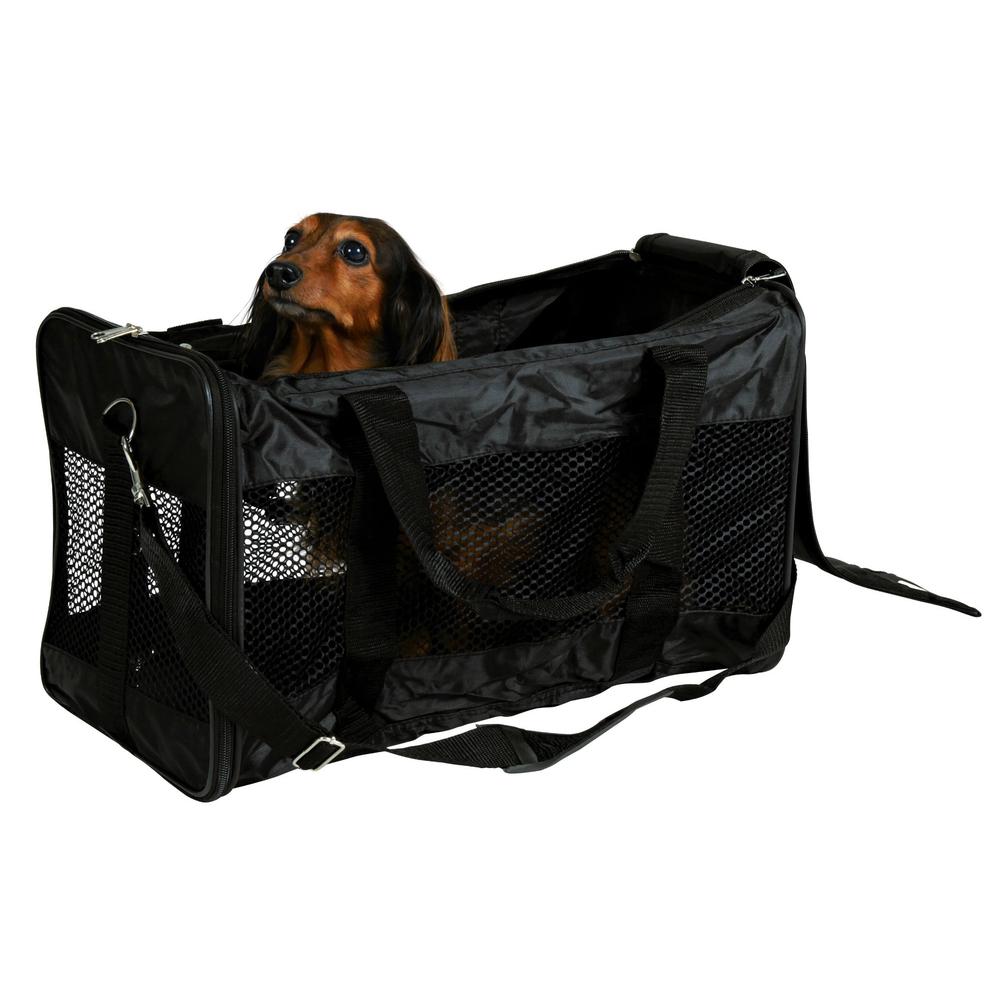 Trixie Hunde und Katzen Transport Tasche Ryan 28841, Bild 2