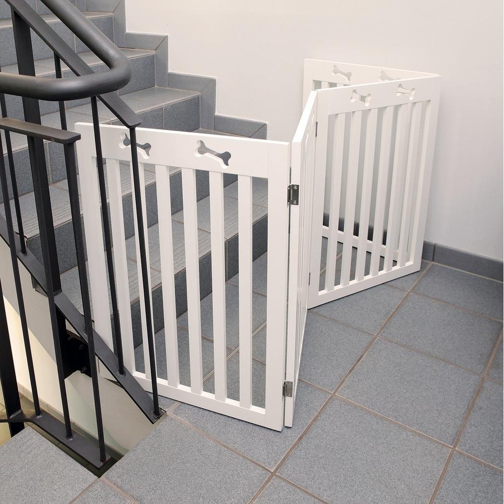 TRIXIE Hundeabsperrung XL für Tür Treppe Preview Image
