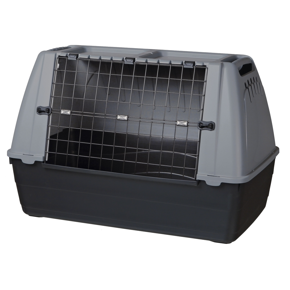 Trixie Hundebox fürs Auto Journey, M: 88 x 58 x 51 cm