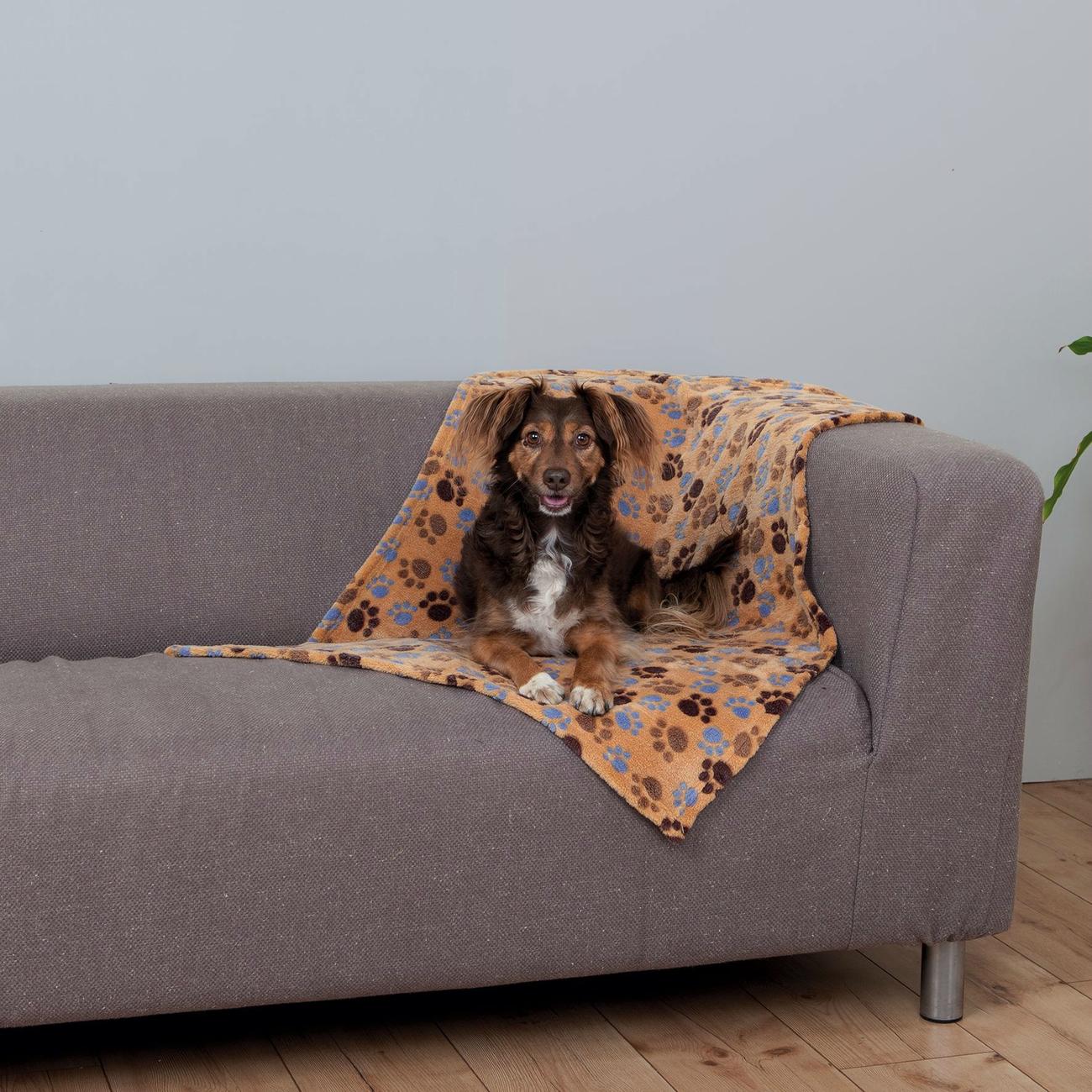 TRIXIE Hundedecke Fleece Laslo 37201, Bild 8