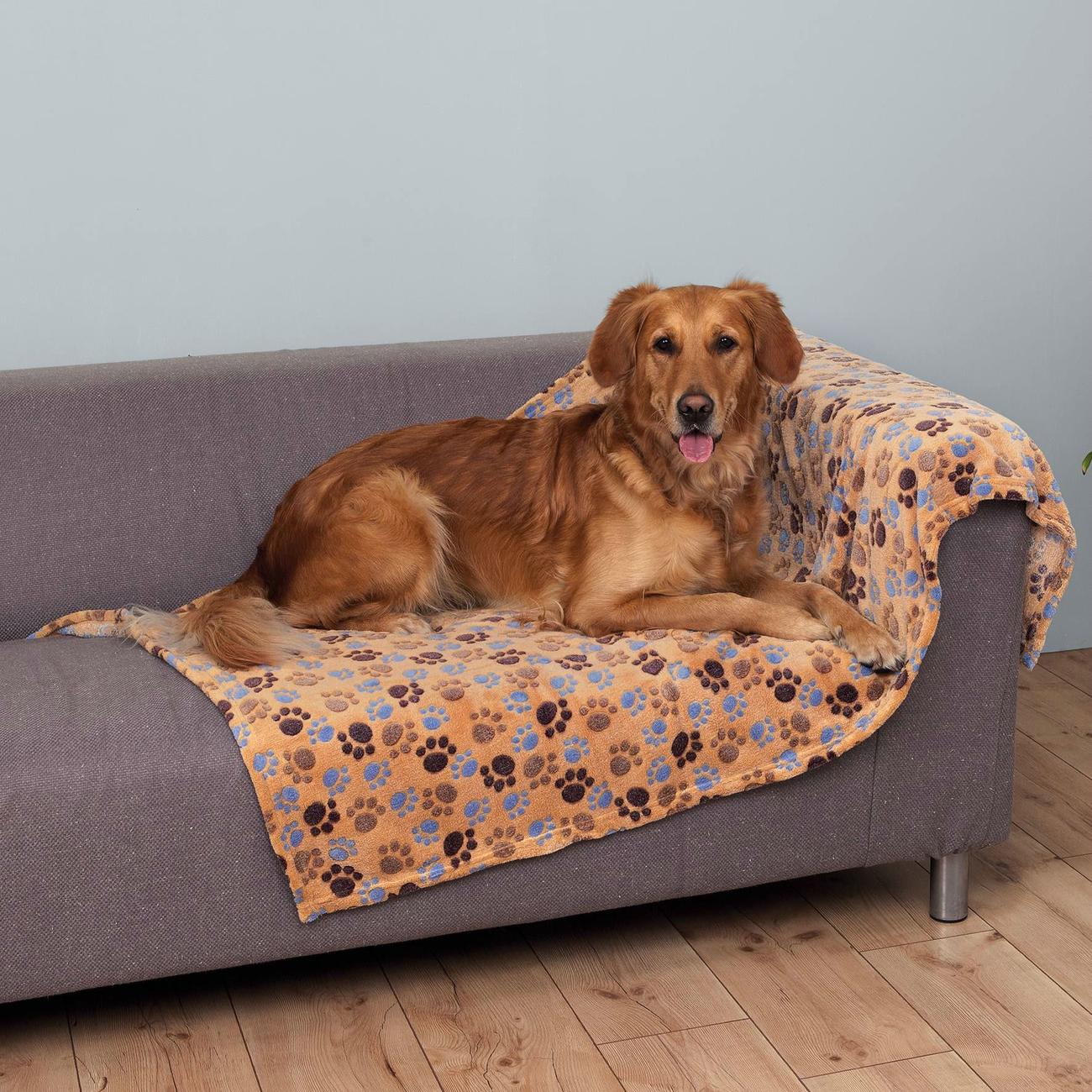 TRIXIE Hundedecke Fleece Laslo 37201, Bild 9