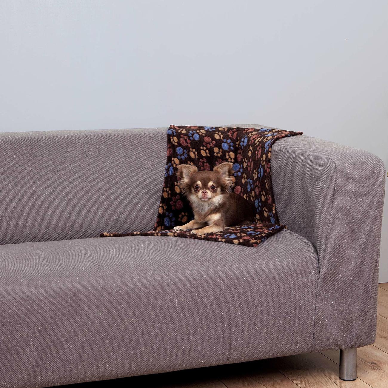 TRIXIE Hundedecke Fleece Laslo 37201, Bild 6