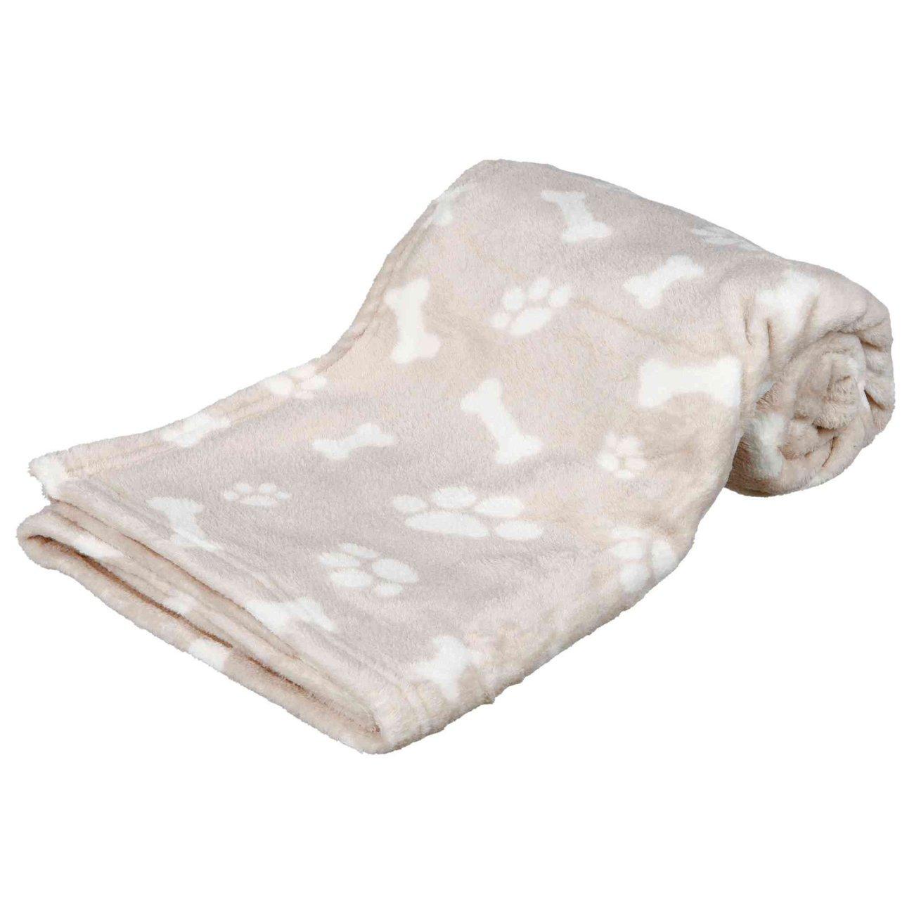 Trixie Hundedecke Kenny, 75 × 50 cm, beige
