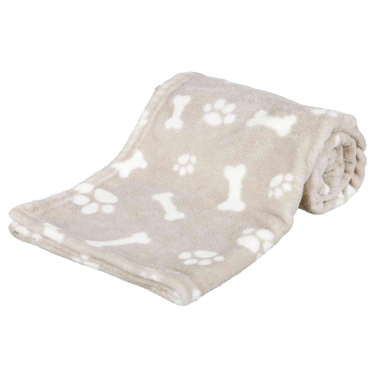 Trixie Hundedecke Kenny, 75 × 100 cm, beige