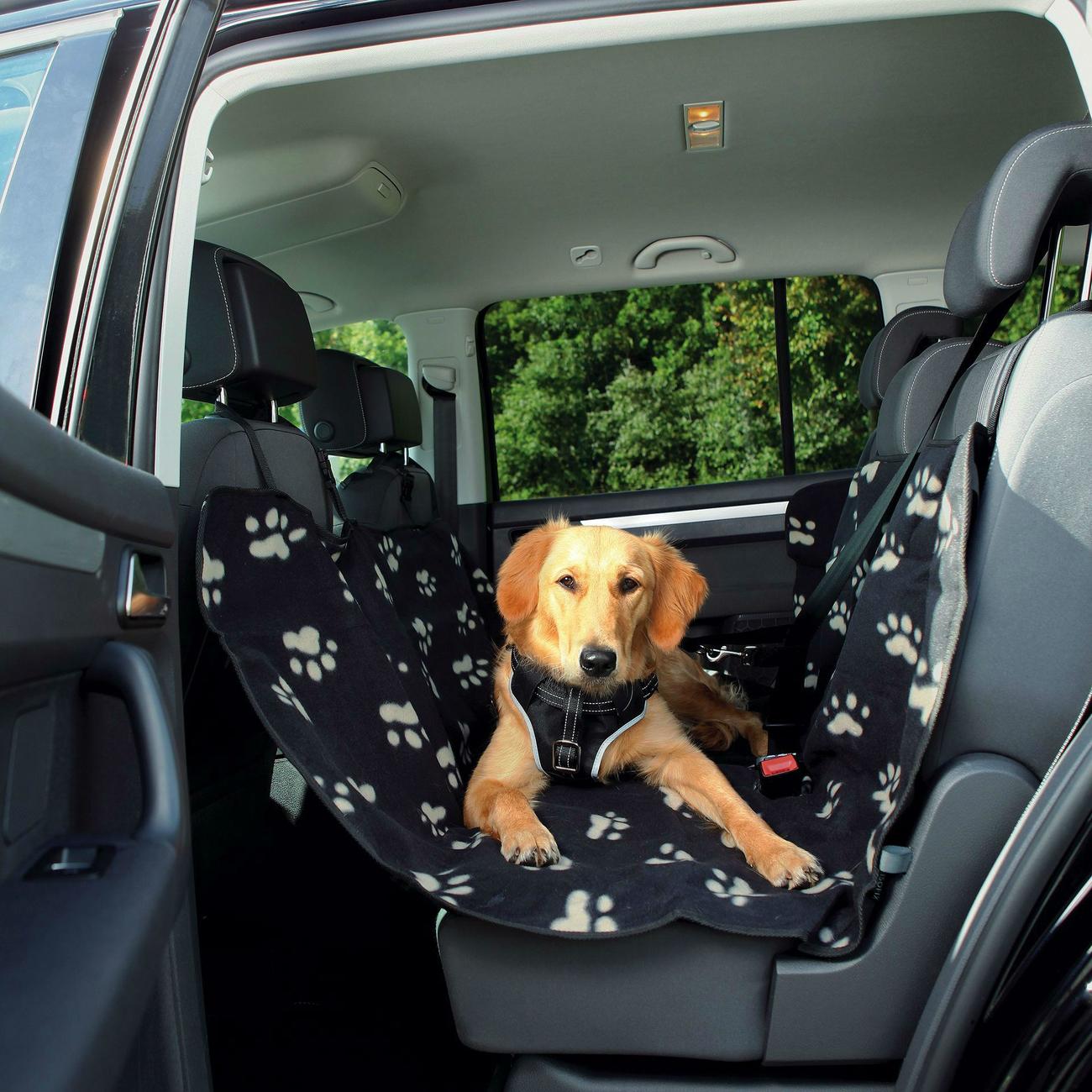 Trixie Hundedecke Rücksitz Autositz 13235