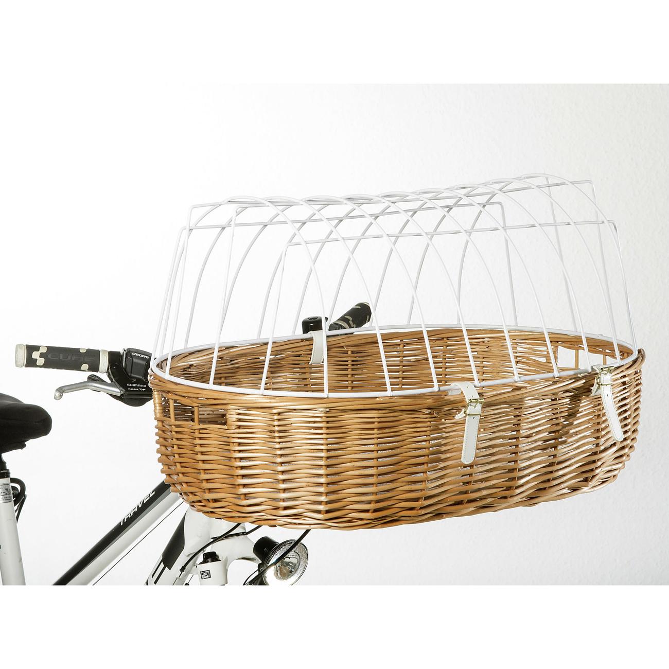 Aumüller Hundefahrradkorb Steuerkopfmontage vorne von Aumüller, Bild 8