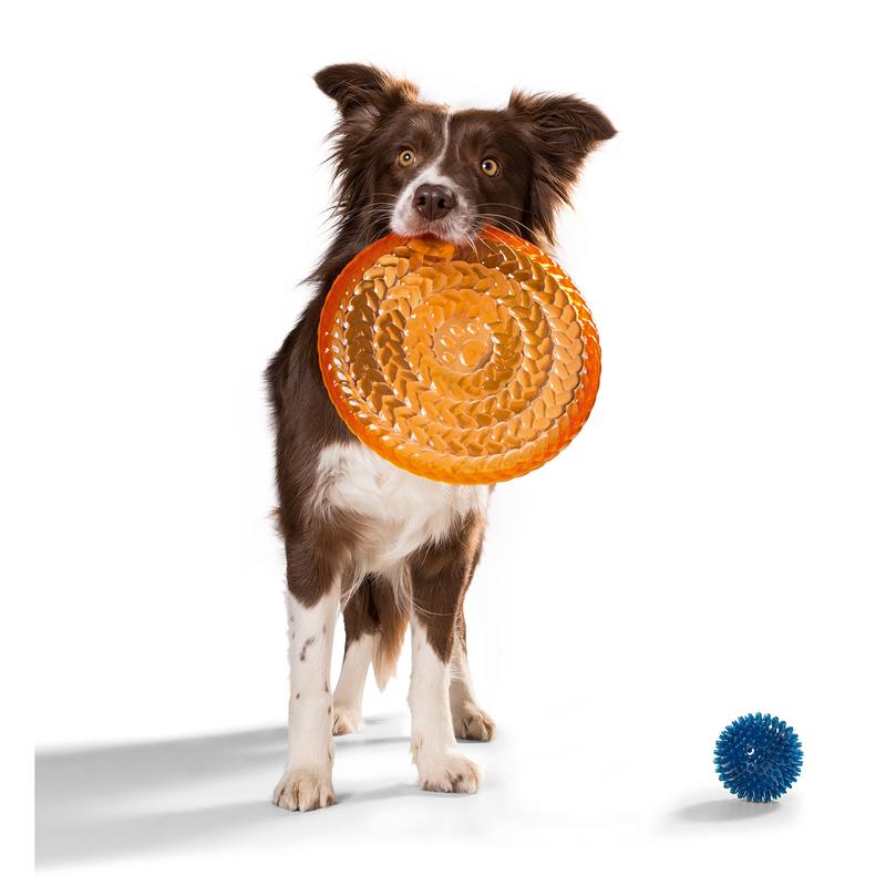 Hunter Hundefrisbee TPR Gummi 92640, Bild 2