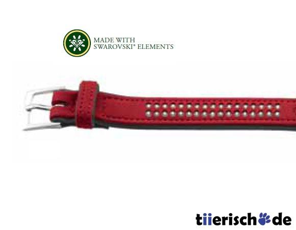 Hunter Halsband mit Swarovski Strass Softie Deluxe 47573, Bild 6