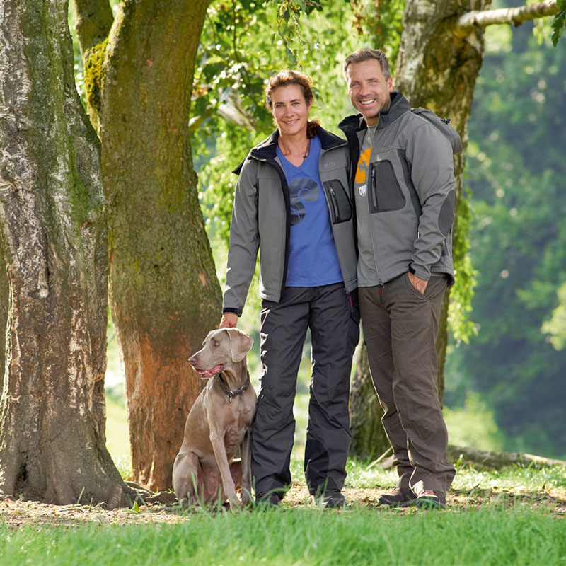 Owney Hundehalter Softshell Jacke Companion, Bild 3