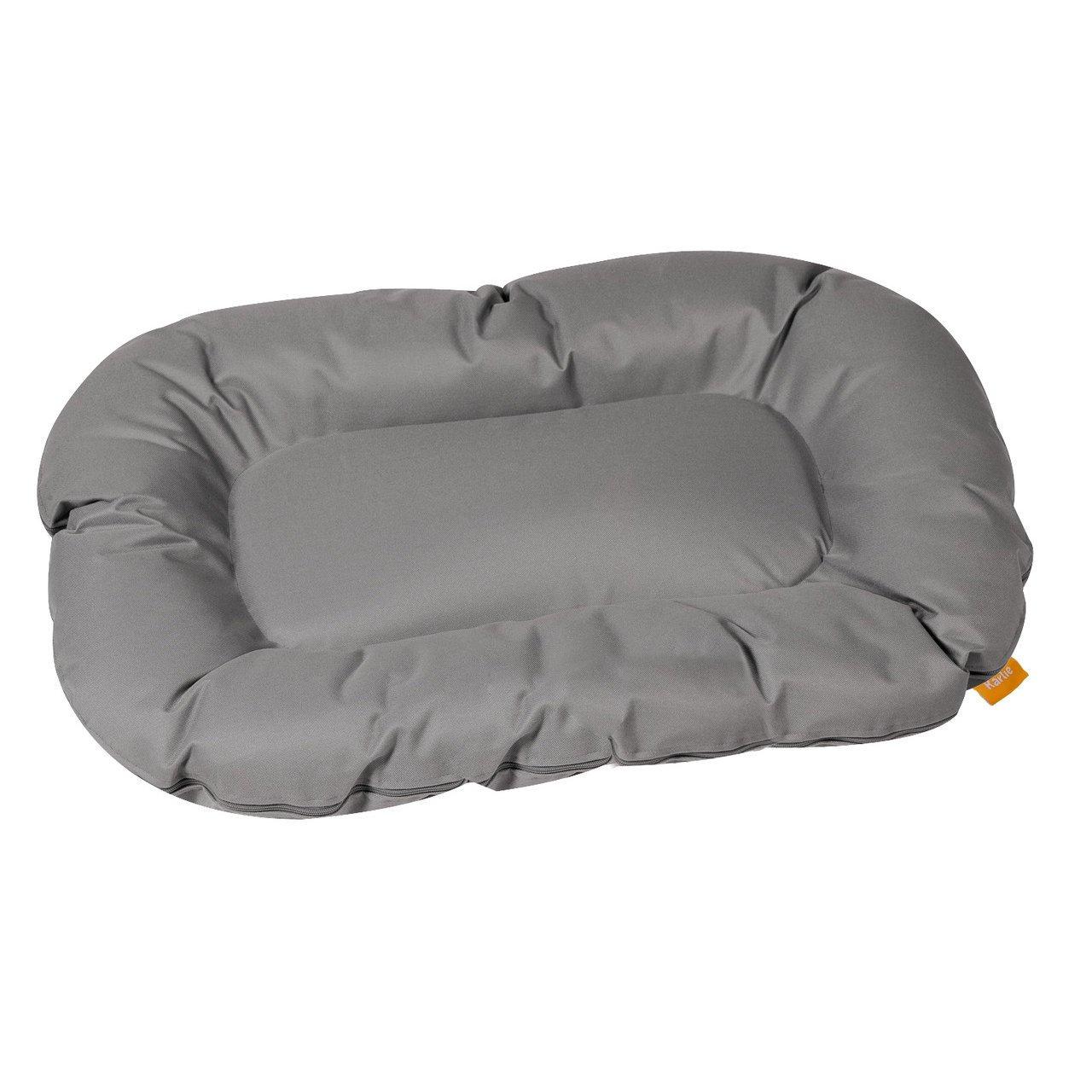 Karlie Hundekissen Dreambay Grey, L: 140 cm B: 105 cm H: 17 cm grau